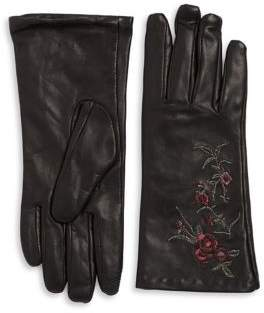 Lauren Ralph Lauren Leather Touch Gloves