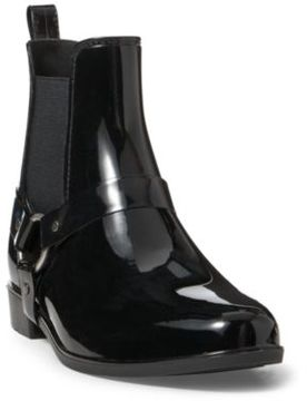 Ralph Lauren Tricia Pvc Rain Boot Black 10
