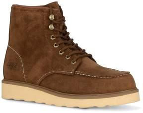Lugz Prospect Men's Suede Steel Toe Work Boots