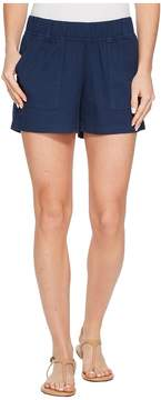 Allen Allen Pull-On Pocket Shorts Women's Shorts