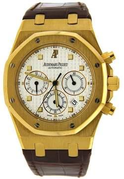 Audemars Piguet Royal Oak Chronograph Yellow Gold 40MM - 26022BA.OO.D088CR.01