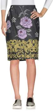Clips Denim skirts