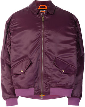 Y/Project Y / Project classic zipped bomber jacket