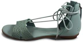 Emu Lace Green Sandal