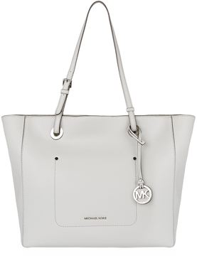 Michael Kors Large Walsh Tote Bag - GREY - STYLE