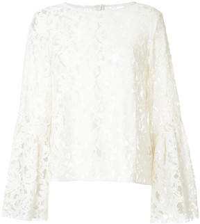 CITYSHOP long sleeved lace top