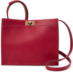 French Connection Baked Cherry Iman Crossbody