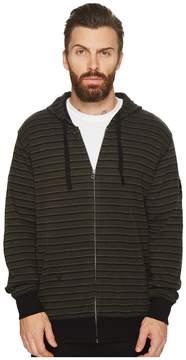 VISSLA Ucluelet Full Zip Fleece Top Men's Clothing