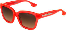 McQ Square Plastic Sunglasses