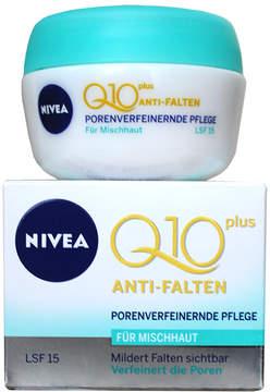 Nivea Q10 Anti-Falten Porenverfinernde Pflege by 50ml Cream)
