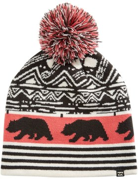 Billabong Girls' Run Wild Knit Beanie 8167443
