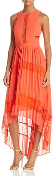 Adelyn Rae Irina High/Low Dress