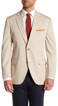 Kroon Taylor Tan Two Button Notch Lapel Jacket