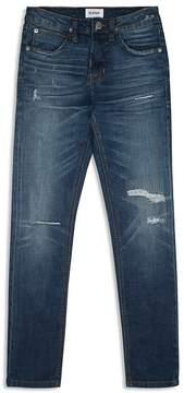 Hudson Boys' Distressed Slim-Leg Jeans - Little Kid