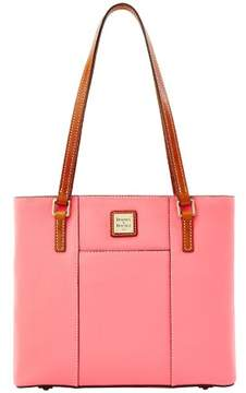 Dooney & Bourke Pebble Grain Small Lexington Shopper Bag - BUBBLE GUM - STYLE