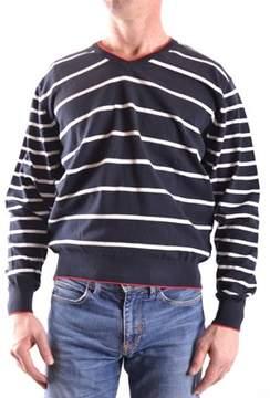 Gant Men's Multicolor Cotton Sweater.