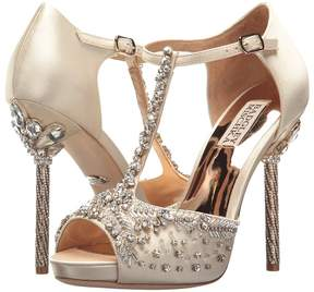 Badgley Mischka Stacey High Heels