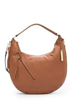 Vince Camuto Felax Leather Hobo Bag
