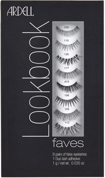 Ardell Lash Lookbook 8 Pairs + Duo