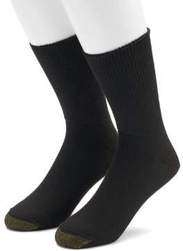 Gold Toe GOLDTOE Men's GOLDTOE 2-pack Non-Binding Quarter Socks