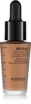 Algenist REVEAL Color Correcting Anti-Aging Serum Foundation SPF15