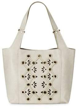 Nanette Lepore Vienna Embossed Shoulder Bag