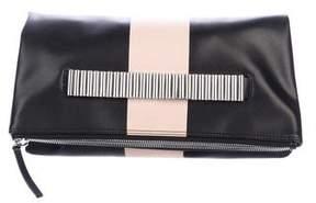 Alexander McQueen Lo Fi Fold Clutch