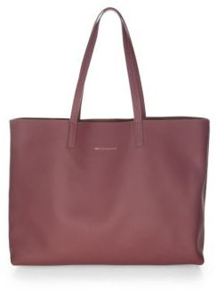 WANT Les Essentiels Strauss Horizon Leather Tote
