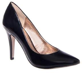 BCBGeneration BCBG Cielo Pointed Toe Pump - Black Patent