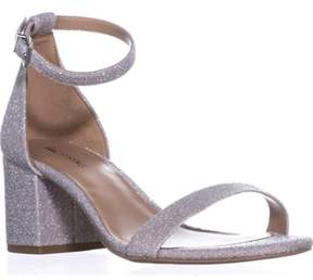 Call it SPRING Stangarone Ankle Strap Sandals, Silver.