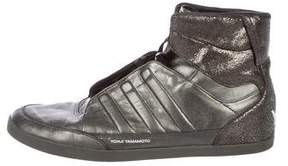 Y-3 Honja Metallic Sneakers