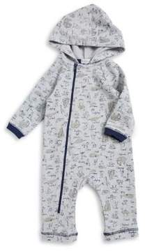 Absorba Baby's Bear Hooded Coverall