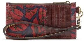 Patricia Nash Vintage Tapestry Collection Almeria Wristlet