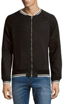 Sovereign Code Quilted Bomber Jacket