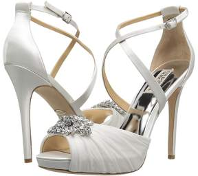 Badgley Mischka Sadie High Heels