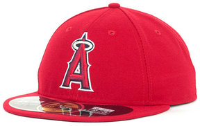 New Era Los Angeles Angels of Anaheim Low Crown Ac Performance 59FIFTY Fitted Cap