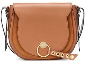See by Chloe Lumir Large leather shoulder bag