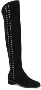 Aquatalia Lucrezia Leather Knee-High Boots