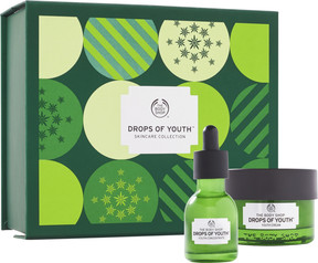 The Body Shop Drops Of Youth Skincare Collection
