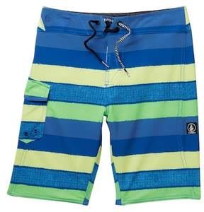Volcom Magnetic Liney MOD Shorts (Big Boys)