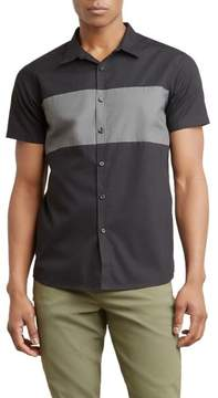 Kenneth Cole New York Reaction Kenneth Cole Color Blocked Shirt - Men's