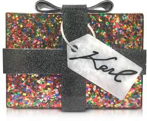 Karl Lagerfeld K Kado Box Clutch