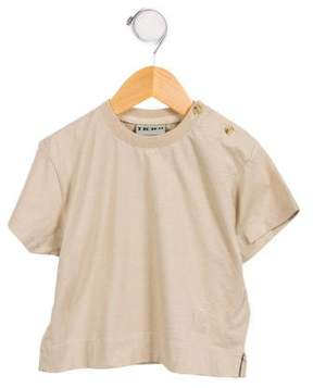 Ikks Boys' Short Sleeve Shirt