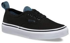 Vans Sneakers, Authentic, Canvas, Black/Dark Slate