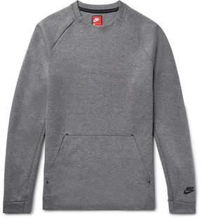 Nike Sportswear Cotton-Blend Tech Fleece Sweatshirt