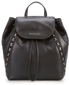 MICHAEL Michael Kors Sadie Medium Backpack - BLACK - STYLE