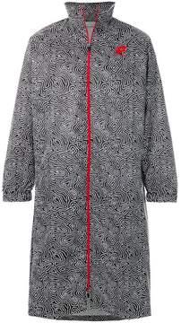 Damir Doma graphic print coat