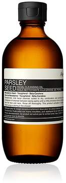 Aesop Women's Parsley Seed Facial Cleansing Oil