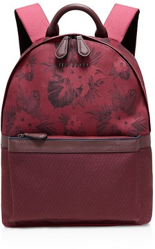 Ted Baker Braver Printed Backpack