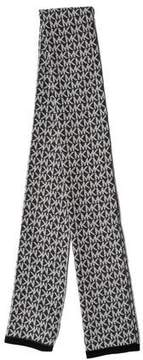 MICHAEL Michael Kors Knit Logo Scarf w/ Tags